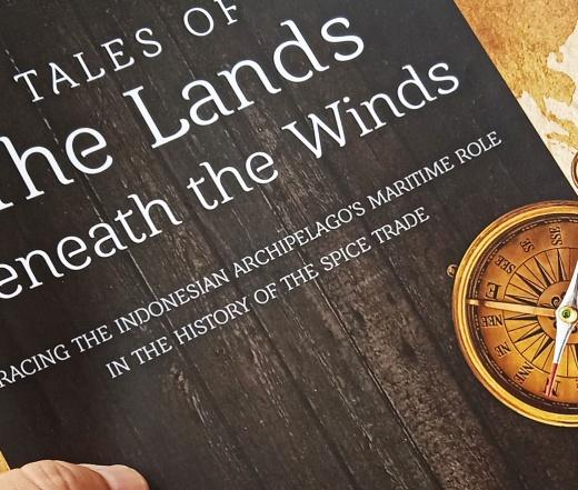 Negeri Rempah terbitkan Tales of the Lands Beneath the Winds